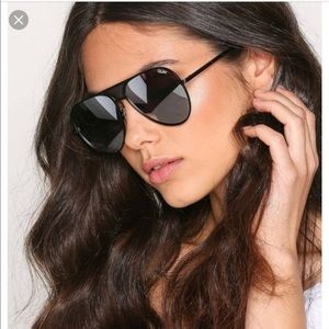 466b4eeea7e46 Quay Australia Accessories - Quay Australia iconic black sunglass Kylie  Jenner